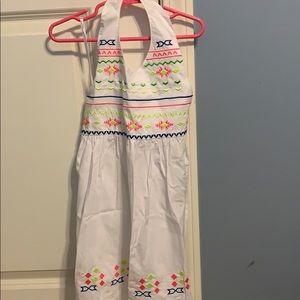 Brand new white size 6 sundress